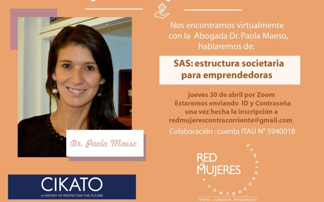 Charlas de Cuarentena Dr. Paola Abreu